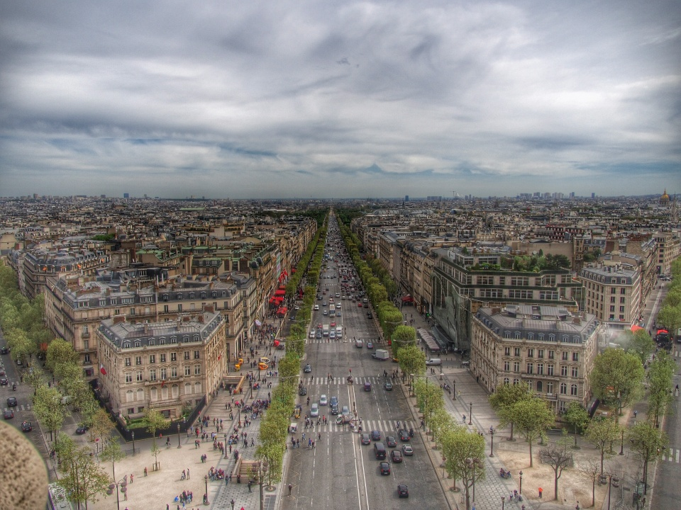 Avenue des Champs Élysées